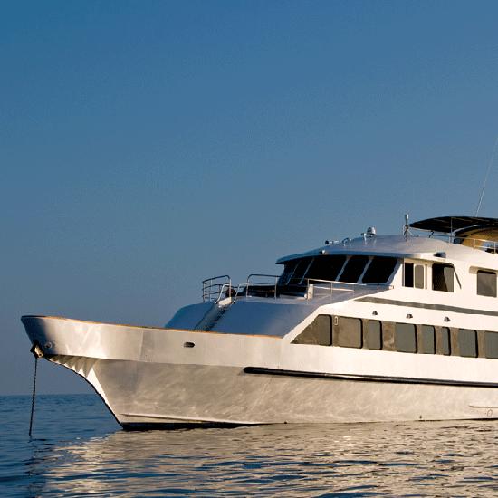 MV Integrity Cruise Galapex